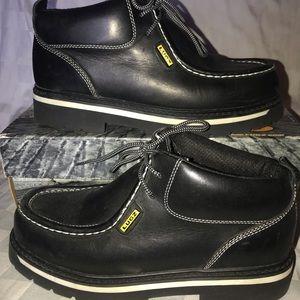 Lugz Strutt Boots Men's size 9